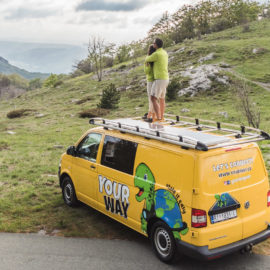 campervan rental Croatia