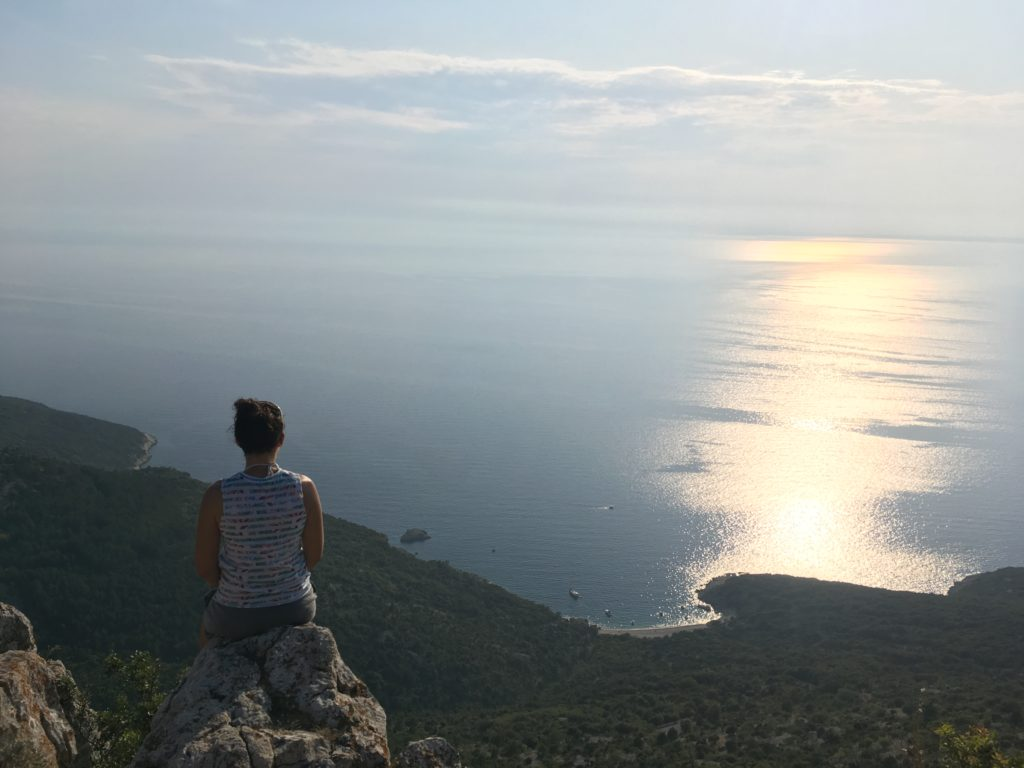 Get most beautiful views from this hilly island of Cres while on a Croatia road trip